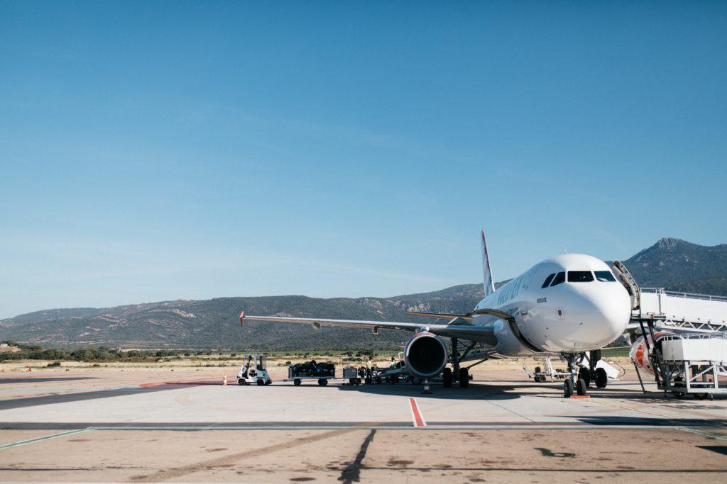 Vliegtuig charter