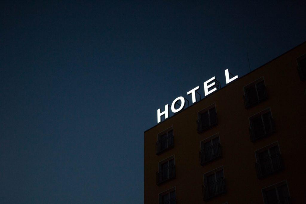 Zakelijk hotel