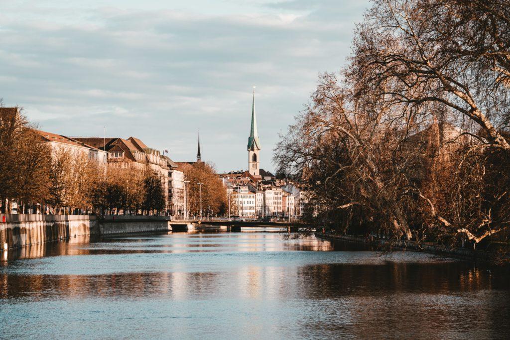 Stedentrip Zurich